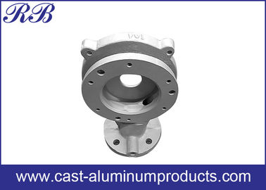 Aluminium Alloy Casting Products / Customized Mould Sand Casting