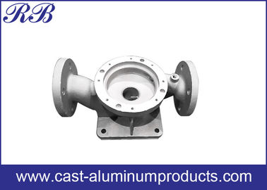 Customized Cast Aluminum Products With Machining Aluminum Alloy