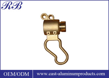 Small Size Precision Copper Alloy Casting Lightweight With OEM Service